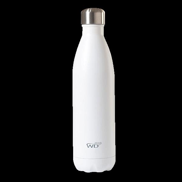Bottiglia Termica Monocolore 750 - Bianca