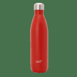 Bottiglia Termica Monocolore 750 - Rosso