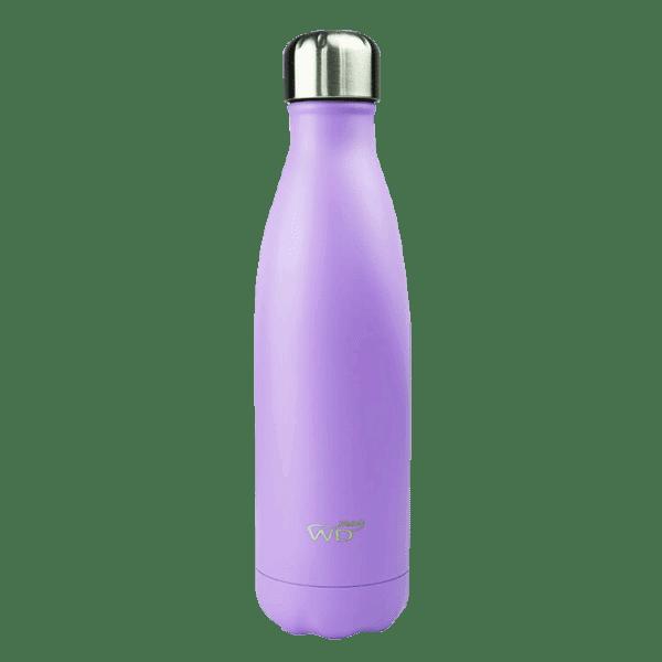 Bottiglia termica Monocolore - Lilla