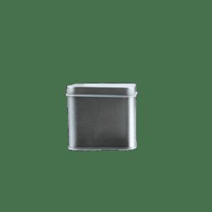 Lattine Argento Quadrate