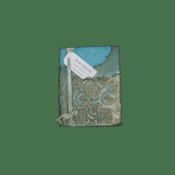 Quaderno i pizzo di carta sartoriale - Luce Talco
