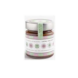Crema spalmabile alla nocciola con olio extravergine di oliva