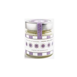 Crema spalmabile bianca con pistacchio