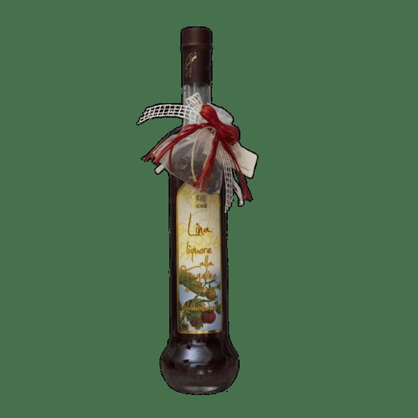 Lina - Liquore alla fragola di Bosco