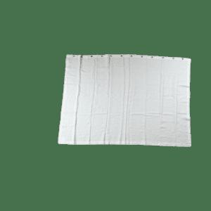 Tovaglia Rettangolare Componibile Bottoni bianco